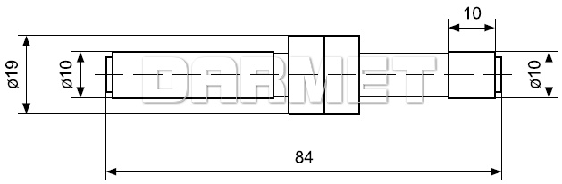 Mechanical Edge Finder - CZK00E