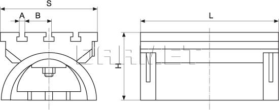 Tilting Machine Table