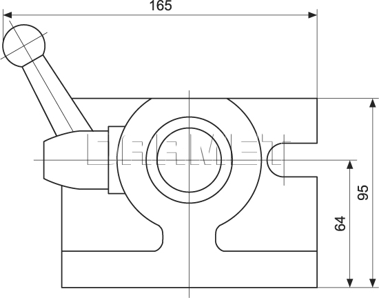 Collet Holding Fixture